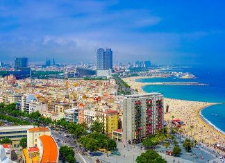 Barcelona : World's leading smart city