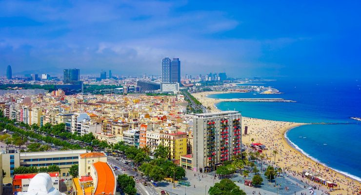Barcelona Could Be The World's Leading City With The Extensive Use Of IoT