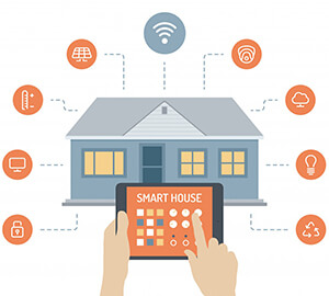 Big data for smart homes