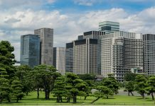 Tokyo - The greenest city in the Asia-Pacific region