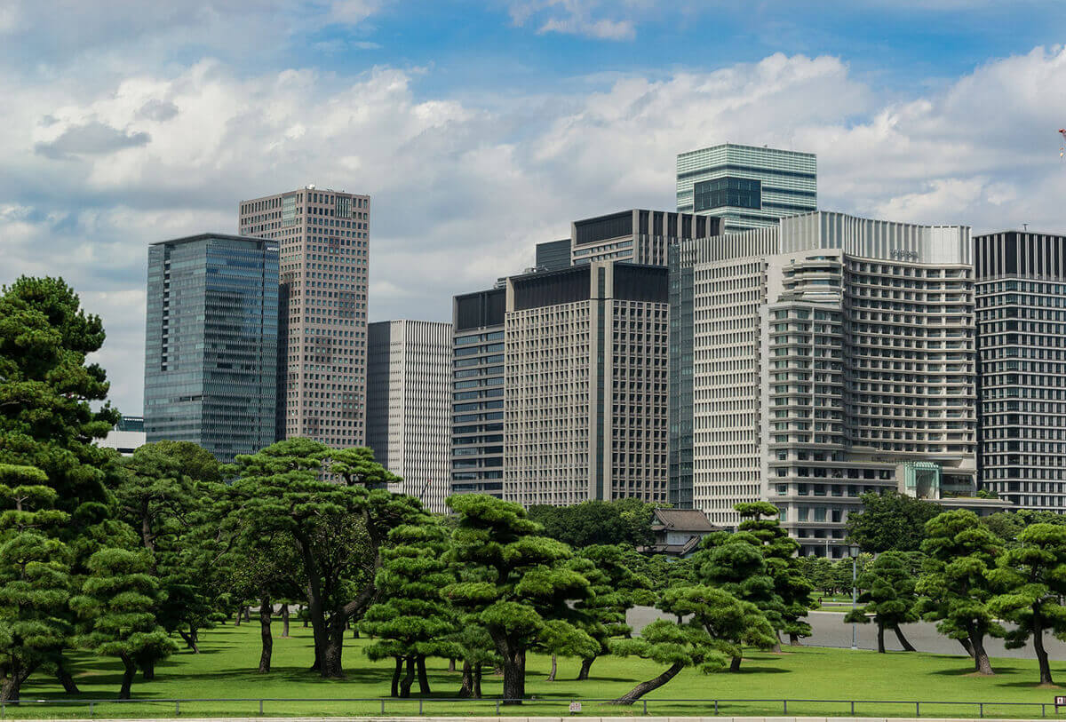 How Tokyo Emerged As The Greenest City Of The Asia Pacific