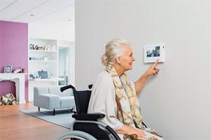 Smart homes for elderly