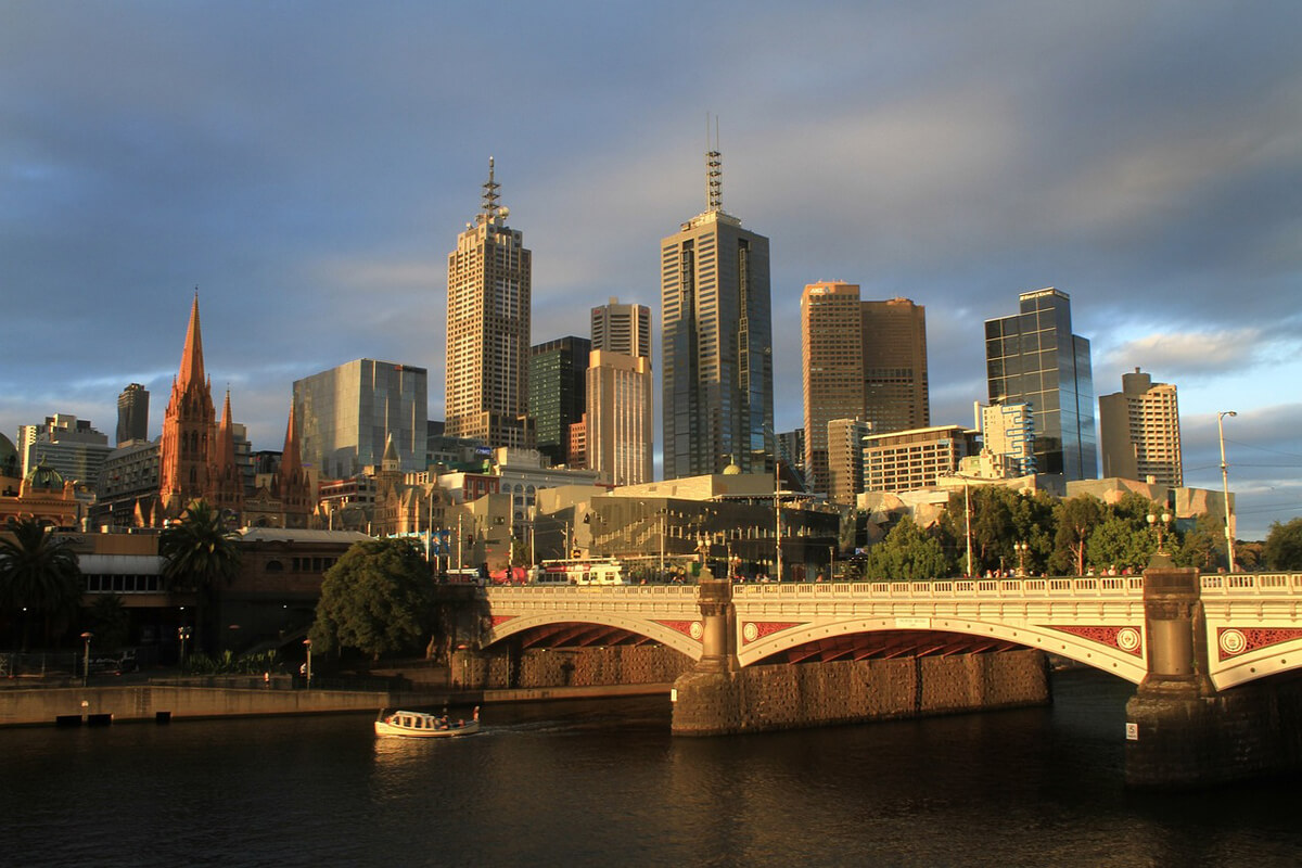 Melbourne : The world most liveable city