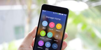 Smart Home Managing Devices
