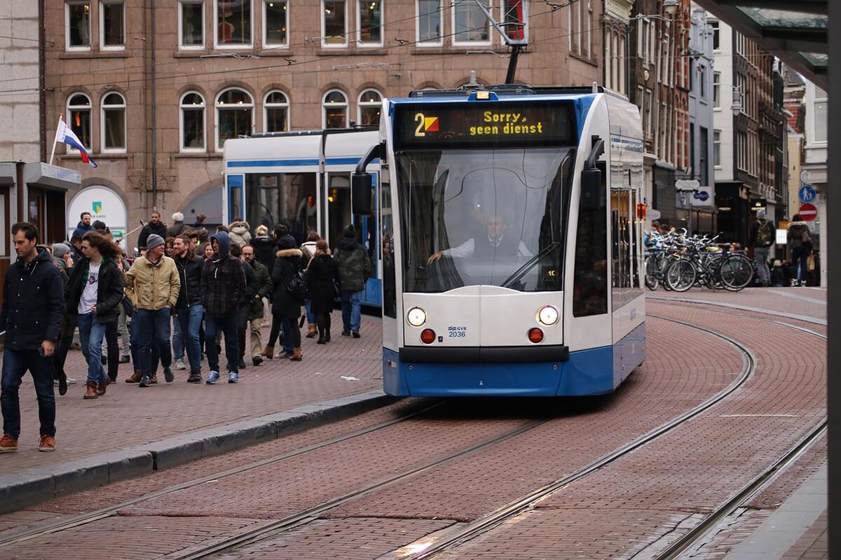 Amsterdam: Smart city Europe