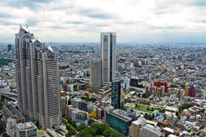 Tokyo smart city development