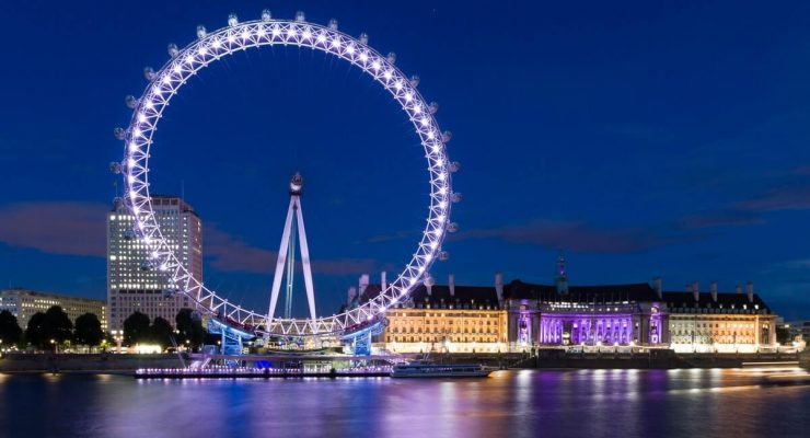 London – The Dawn Of Tech-rich Life Is Here