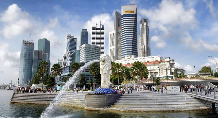 Singapore: A new road to smart future
