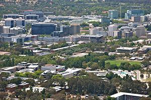 Smart parking initiative in Canberra