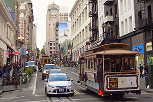 San Francisco's smart city challenge - Transportation system