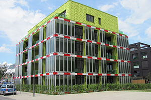 The BIQ House: First algae-powered building in the world