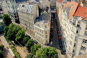 Vienna's innovative approach to public housing
