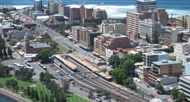 Newcastle is Undergoing a Smart Transition