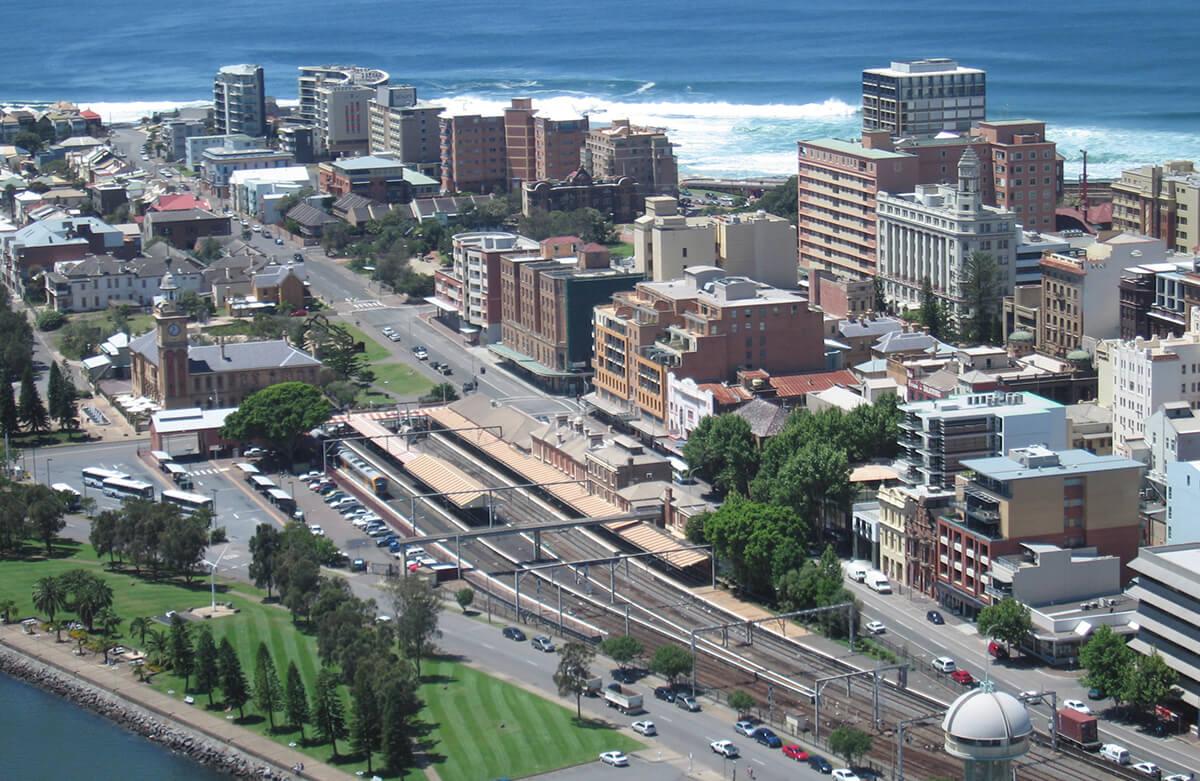 Newcastle's smart city plan