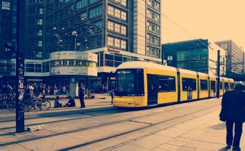 Sustainable transport system in developing smart cities