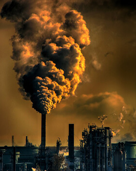 Major causes of global warming