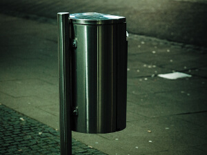 What is a smart bin?