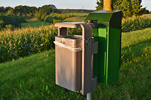 The role of technology in waste management