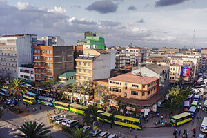 What makes Nairobi Africa's most intelligent city