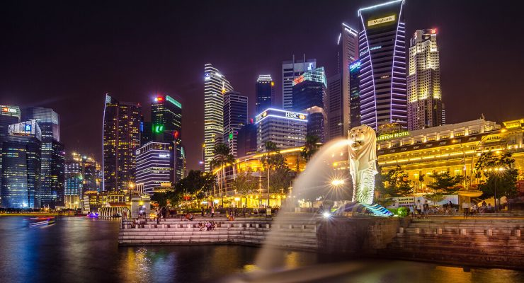 Again It's Singapore – The Leading Smart City Of The World