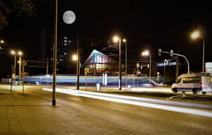 How Street Lights are Helpful for Public Safety?