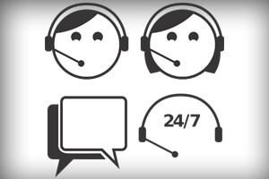 24/7 On-demand Consumer Support Services