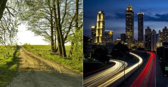 A Balance Between The Rural And The Urban Technology