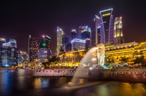Singapore Smart City Project