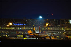 Frankfurt Airport - The Biggest Airport In Germany