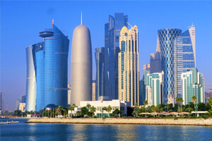 Qatar - Smart City In Desert