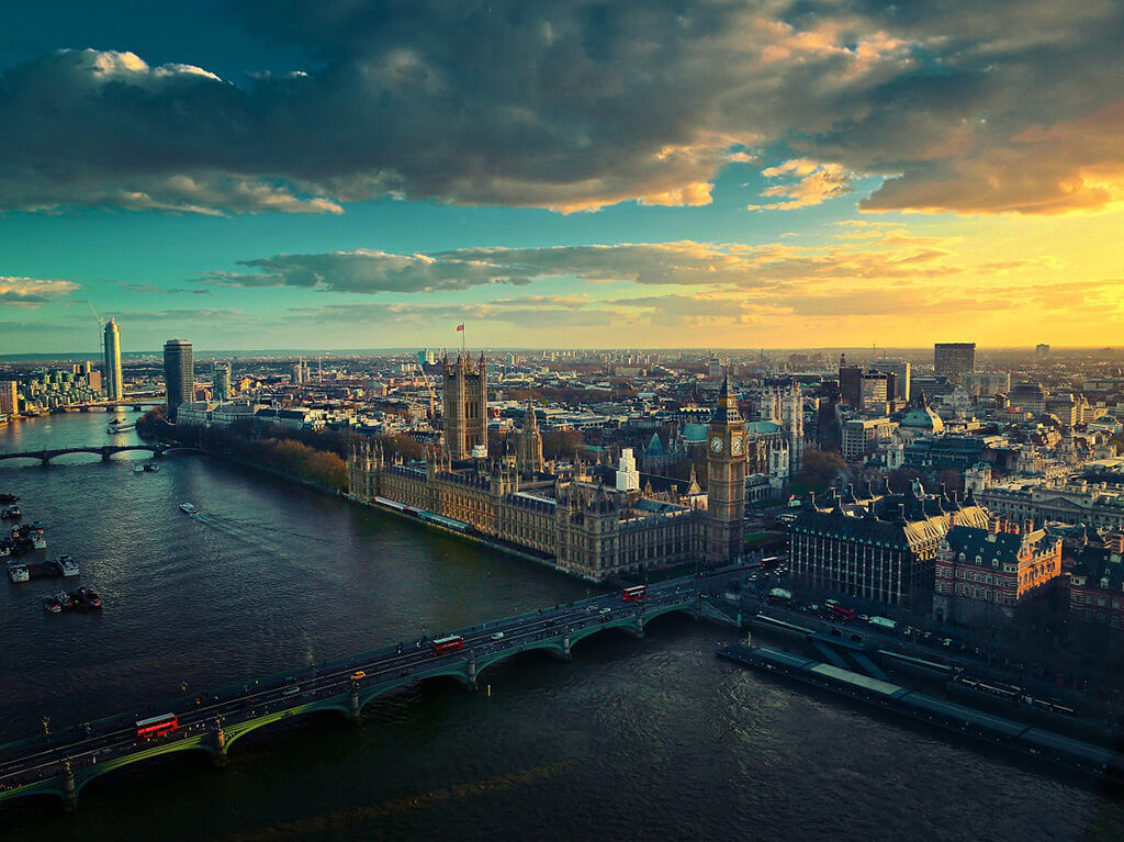 2050 Vision of UK To Overcome Climate Change