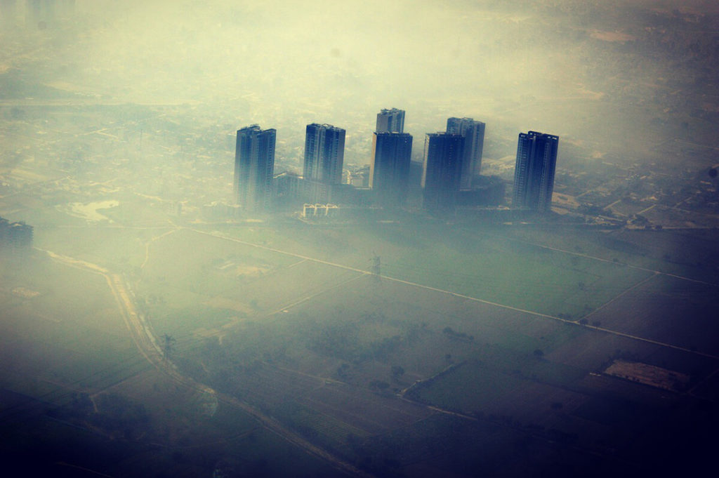 How Air Pollution Is Affecting Climate Change In Delhi NCT?