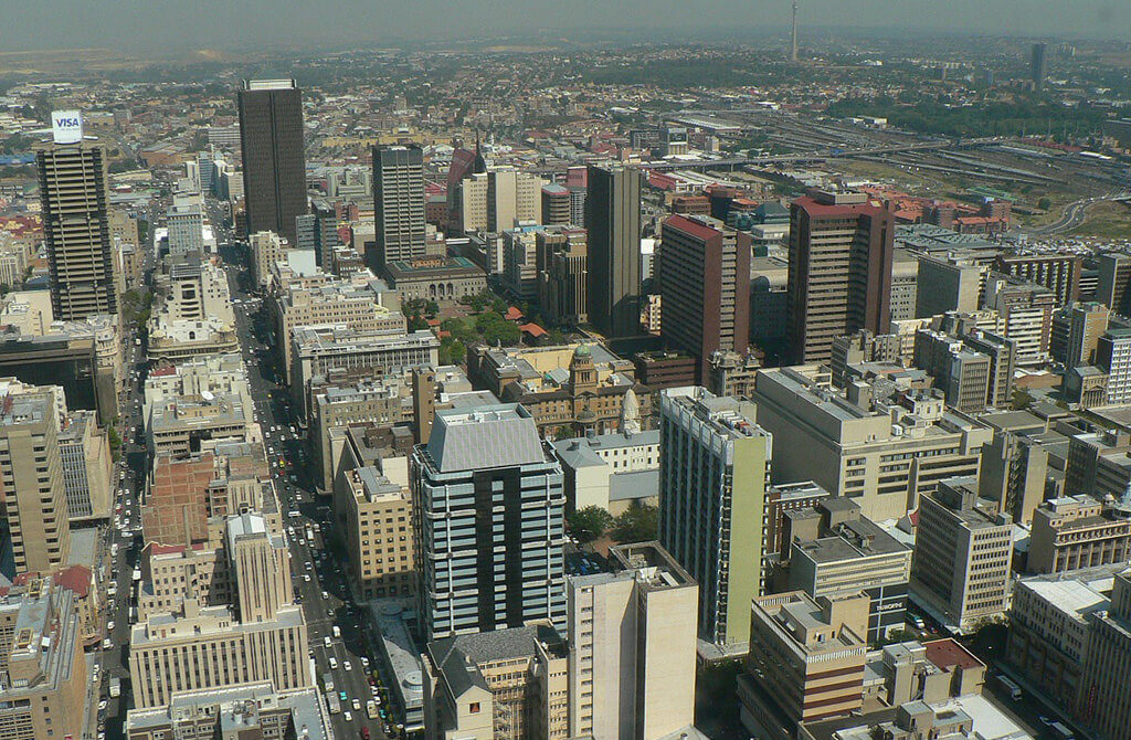 What Are The Smart Initiatives Taken By Johannesburg on Climate Change?
