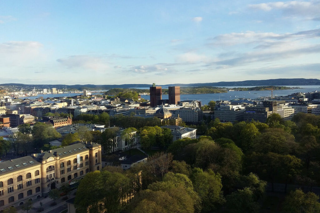 What Are The Sustainable Actions Taken By Oslo On Climate Change?