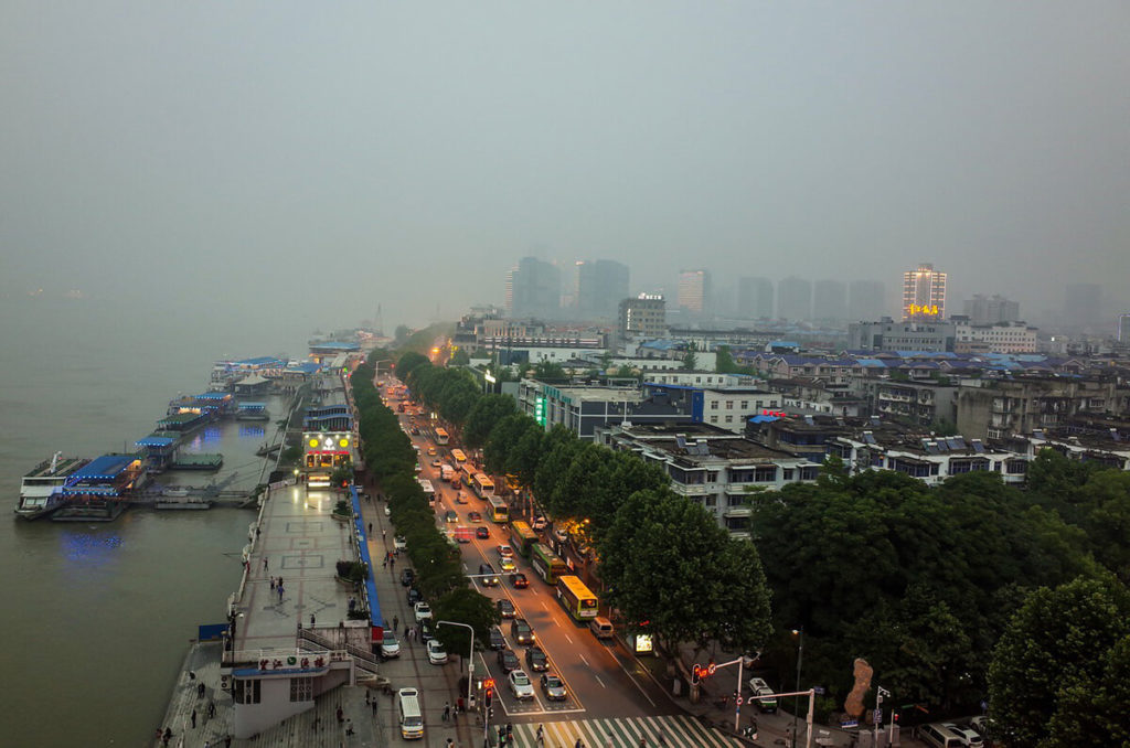 What Are The Initiative Taken By Wuhan To Reduce Carbon Emission?