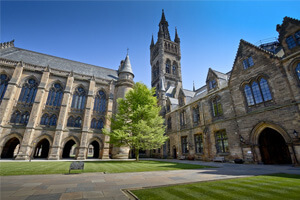 The University of Glasgow Turning Into Smart Campus