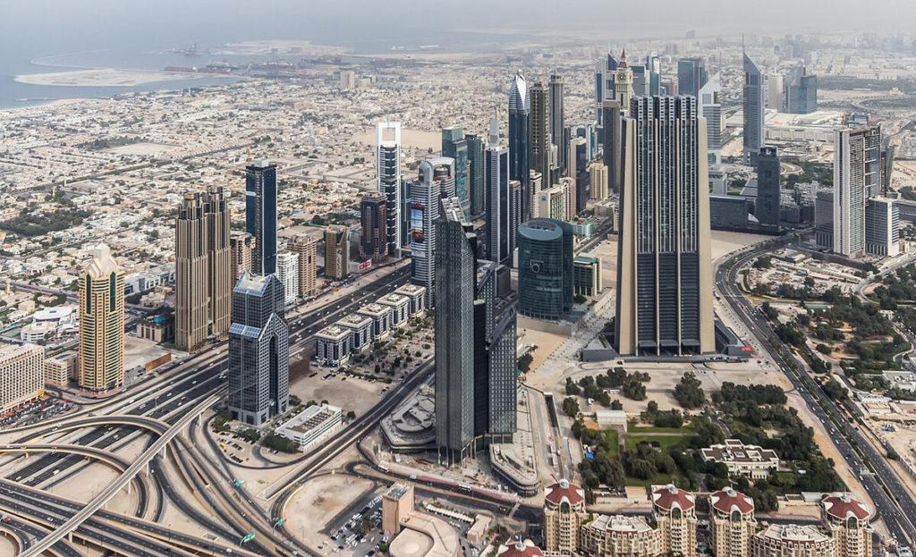 Which Are The Major Smart City Developments In Dubai?