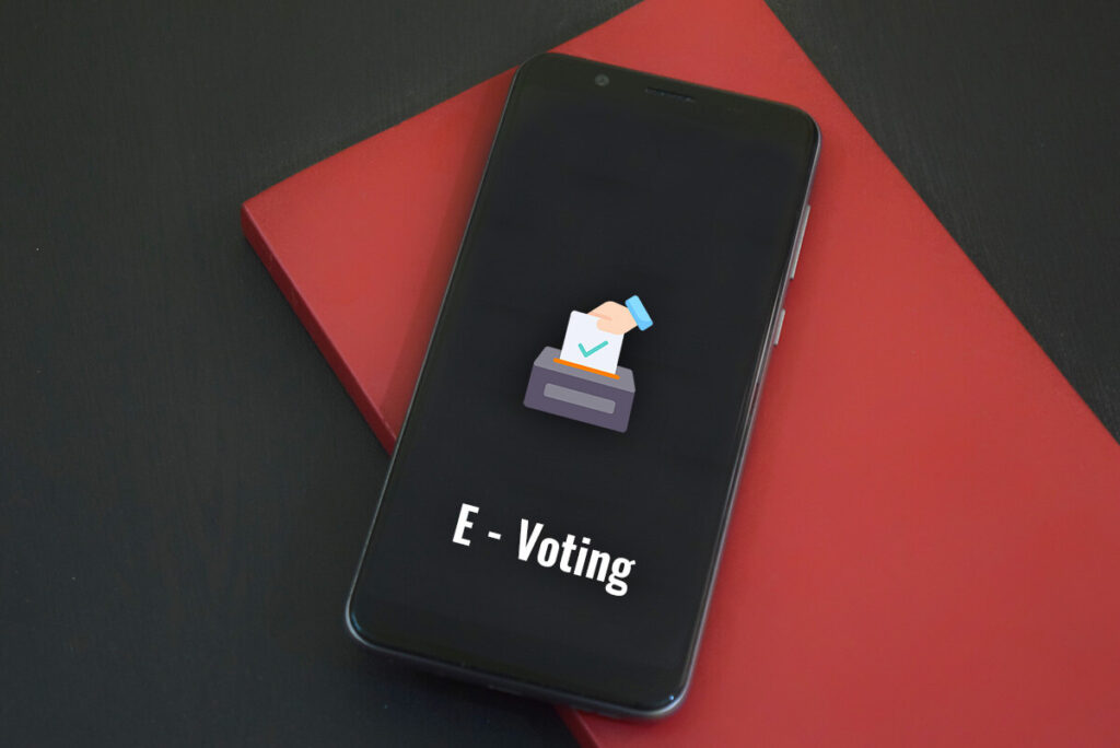 Is E-Voting Beneficial To Stop Electoral Fraud?