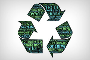 Recycle - Strategy For Sustainable Environment