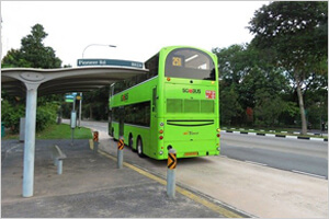 Singapore Leading to Affordable Transportation System