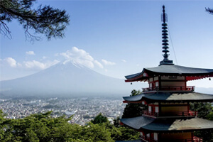Connected City Prototype To Be Built At Mount Fuji Japan