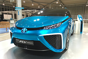 Toyota's Autonomous Vehicle For Sustainable Living