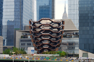 Hudson Yards - An Architectural Contribution to Smart City