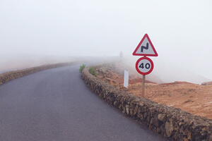 Smart Street Roads Implementing Safety By Road Signs