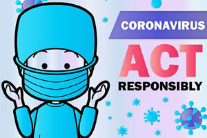 Coronavirus Act Responsibly As MythBurster