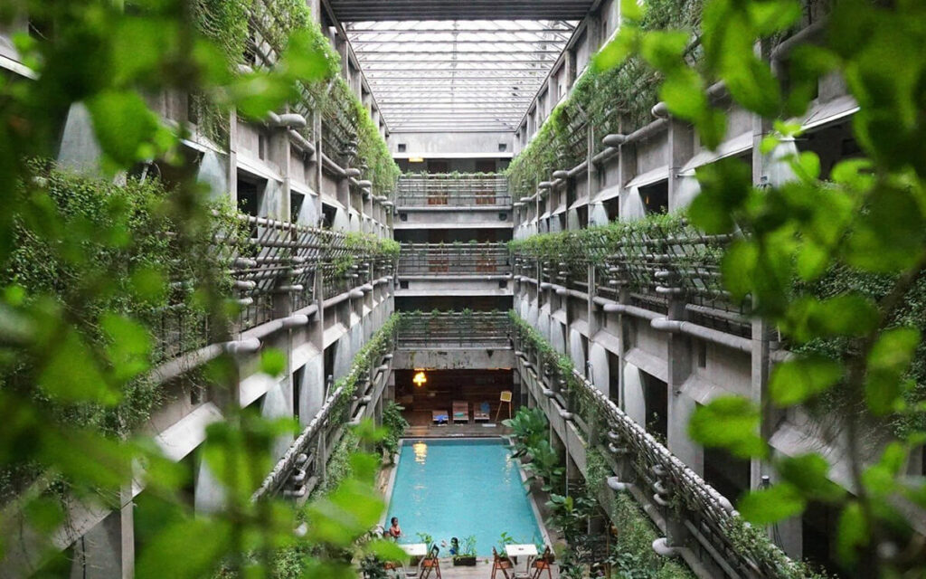 Biophilic Buildings To Create A Sustainable Environment In Smart Cities