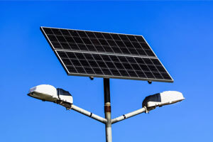 Solar Powered Smart Pole To Maintain Public Safety At Beaches