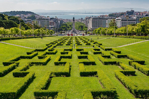 Development Of Green Public Spaces In Lisbon To Nurture The Environment
